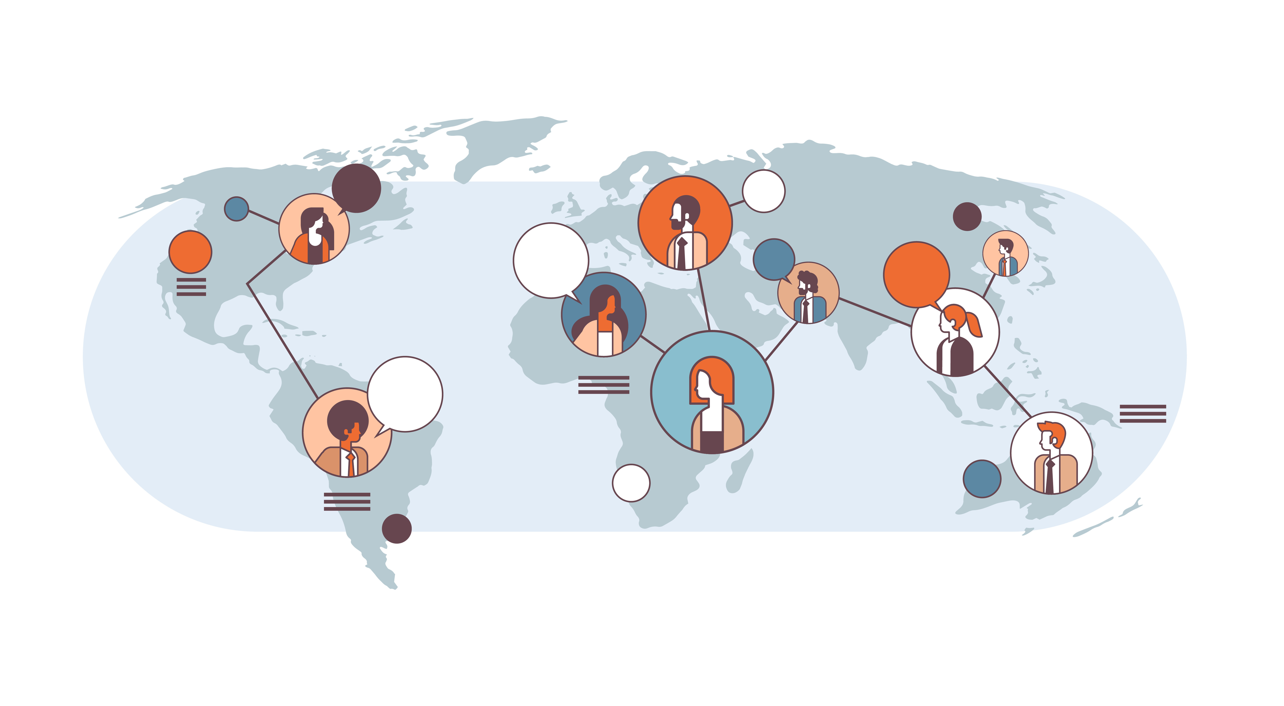 Geographically Categorized Personas